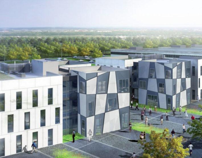 Olympus 2 - Campus EffiScience à Colombelles