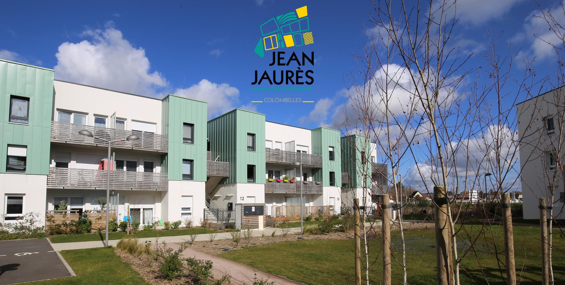 Jean-jaures-Colombelles