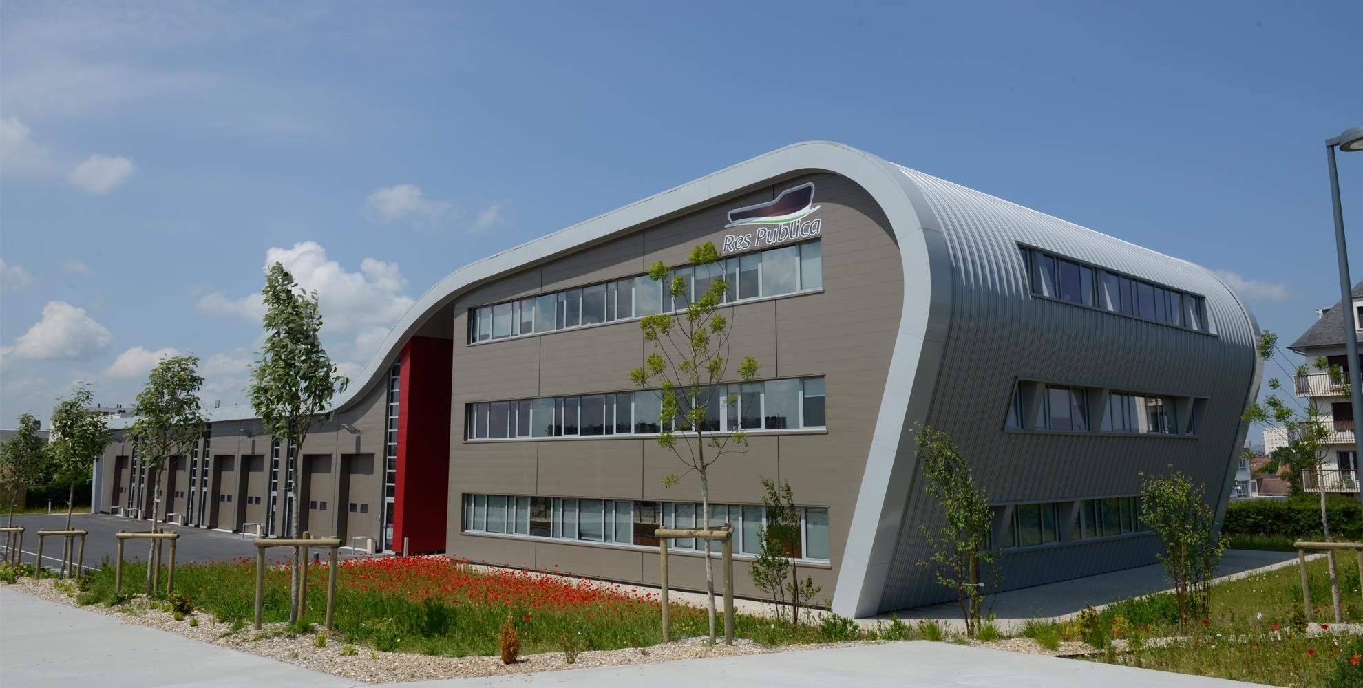 Caen bureau aménagé de m² en zone franche urbaine normandie