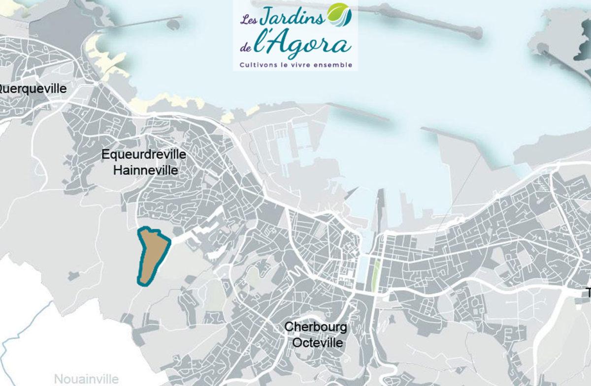 Normandie-amenagement-Quartier-Cherbourg-Les-jardins-de-l-agora