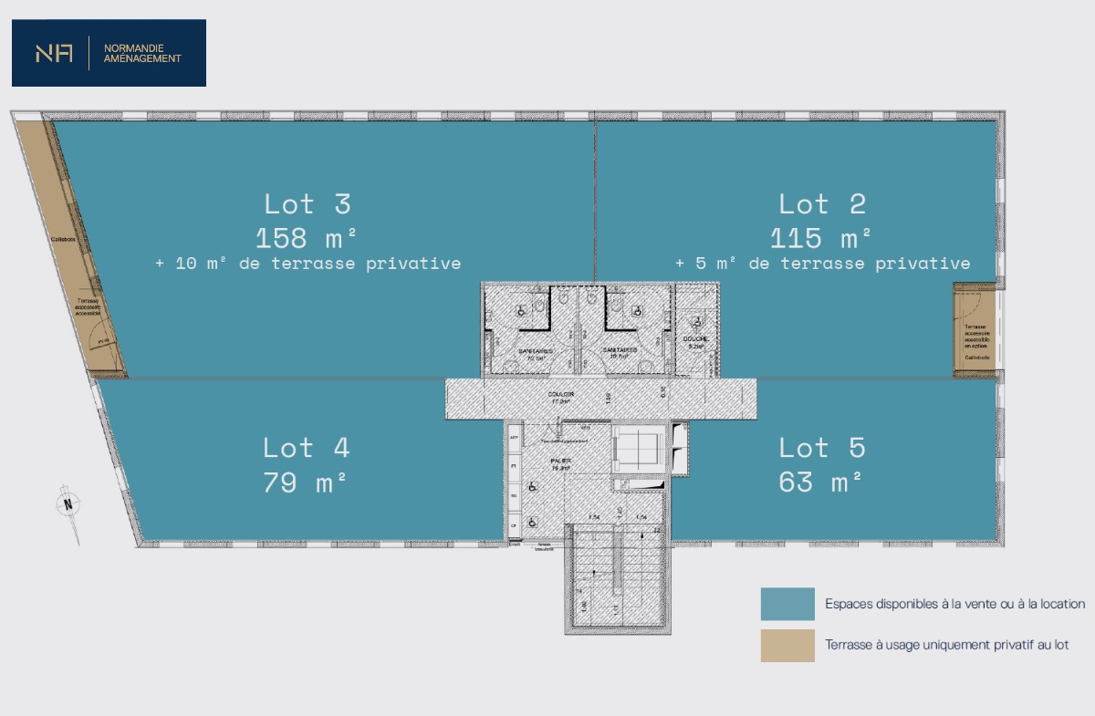 Normandie-amenagement-bureaux-avendre-Caen-Polaris2