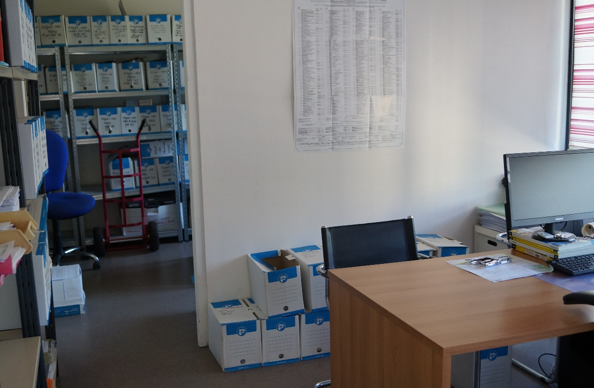Caen u bureau aménagé de m² en zone franche urbaine normandie