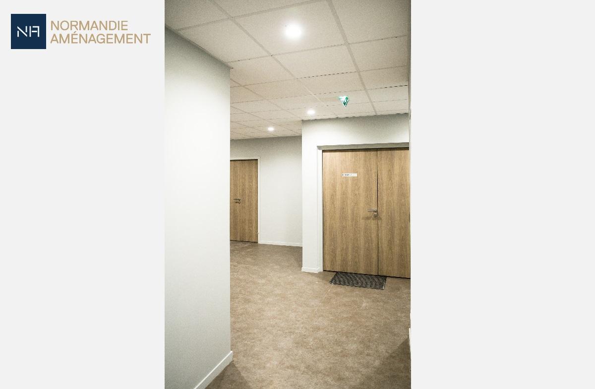 Bureaux neufs à Epron Normandie Aménagement