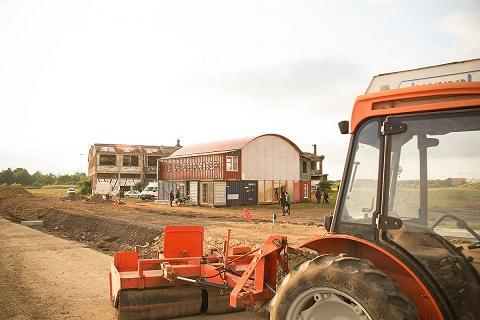 La cité de chantier